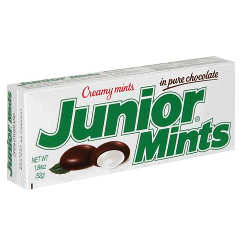 Junior Mints, 1.84-Ounce Boxes (Pack of 24)