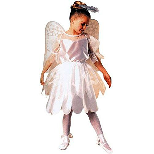 Child's Toddler Angel Dress Halloween Costume (1-2T)