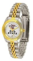 California State (Fullerton) Titans Suntime Ladies Executive Watch - NCAA College Athletics