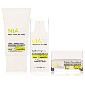 Nia 24 Intensive Healthy Skin Regimen Kit 3 piece