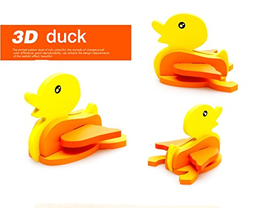 Thinkmax 3-D Wooden Puzzle Affordable Gift For Your Little One!£¨Duck) front-1064167