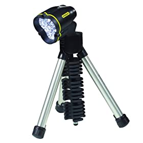 Stanley 95-112 Tripod LED Flashlight