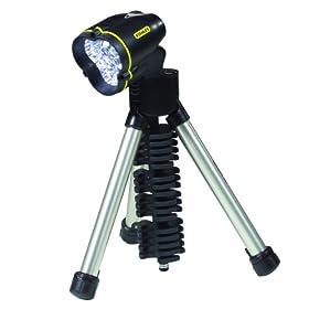 Stanley 95-112 Tripod LED Flashlight