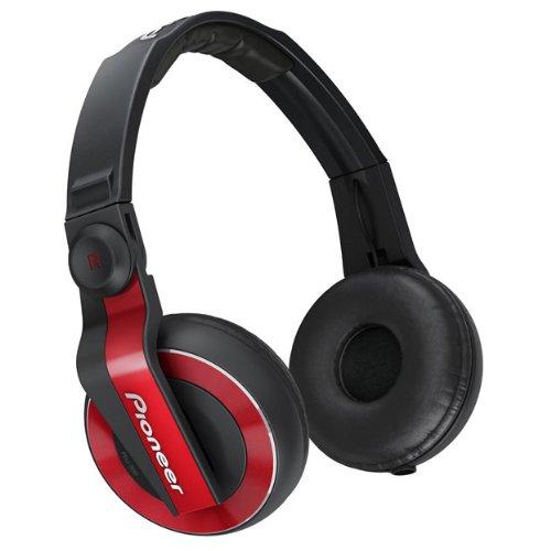 Pioneer Hdj 500 / Headphones (Red)