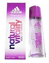 Adidas Eau De Toilette Female Natural Vitality Spray, 50ml
