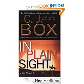 In Plain Sight: Joe Pickett Series, Book 6 (A Joe Pickett Novel)