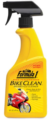 Formula 1 613073 Bike Clean Motorcycle Cleaner - 16 oz.