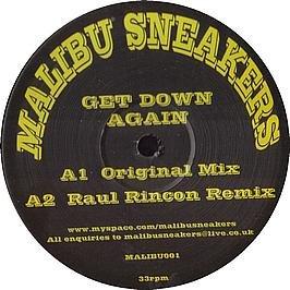 MALIBU SNEAKERS / GET DOWN AGAIN