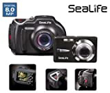Sealife DC 800 8.0 Megapixel Underwater/Land Camera in Removable Housing with 4X Optical Zoom and 2.7-Inch LCD screen (Black)