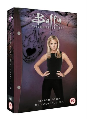Buffy the Vampire Slayer - Season 4 [DVD] [1998]