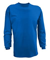 CLOSEOUT Russell Athletic Men's Athletic Long Sleeve Tee