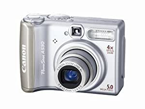 Canon PowerShot A530 5MP Digital Camera with 4x Optical Zoom (OLD MODEL)