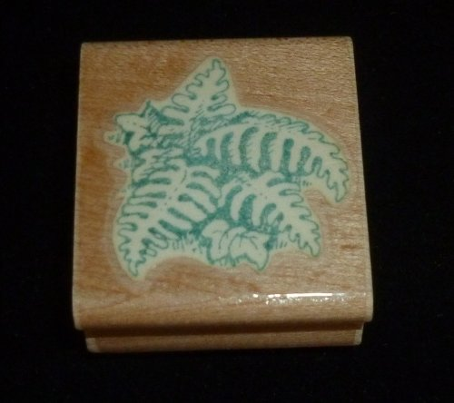 Plant Rubber Stamp - 1