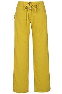 Millet LD Hemp Pant - Tailles : 34/XS, Couleurs : Antic Yellow