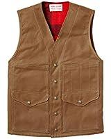 Filson Men's Lined Cruiser Vest