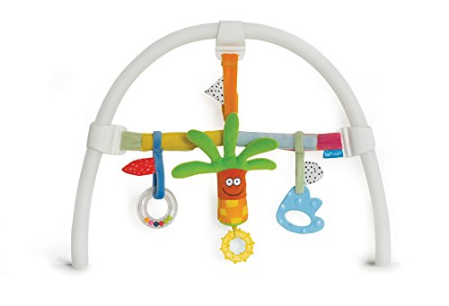 Taf Toys Clip-on Pram Toy. Baby Pram Activity Bar