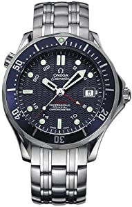 Omega Men's 2535.80.00 Seamaster 300M GMT