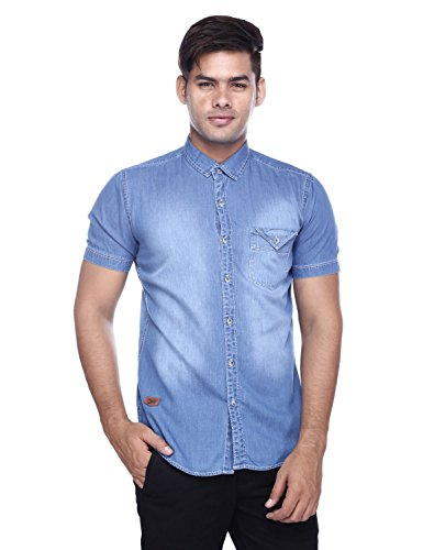 Vishal Men Blue Casual Shirt