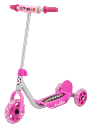 Razor Jr. Lil' Kick Scooter - Pink (Lil Game compare prices)