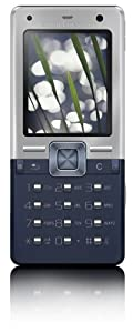 Sony Ericsson T650i Unlocked Cell Phone with 3.2 MP Camera, International 3G, MP3/Video Player, M2 Memory Slot--International Version with No Warranty (Green)