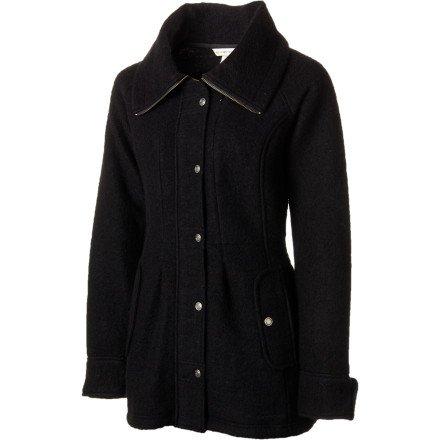Exofficio Women'S Tweedmuir Jacket, Black, Medium
