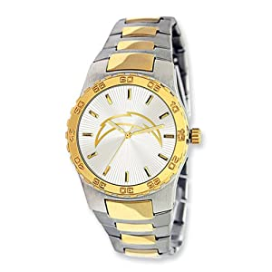 Mens NFL San Diego Chargers Executive Watch by Jewelry Adviser Nfl Watches