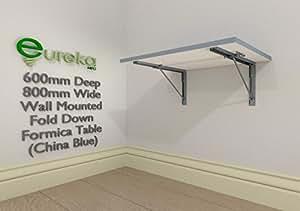 wand klappbar schneidebrett tisch china blau. Black Bedroom Furniture Sets. Home Design Ideas
