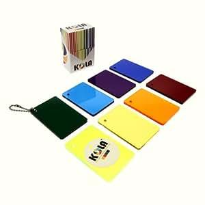 Color Filter Manual : KOLA