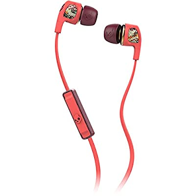 Skullcandy Dime Women's In-Ear Headphones with Earbud, Mic & Remote