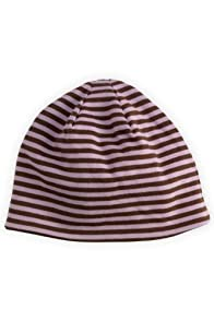 Lula La Newborn Organic Interlock Knit Hat