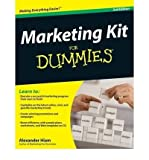 img - for [(Marketing Kit For Dummies )] [Author: Alexander Hiam] [Feb-2009] book / textbook / text book