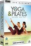 Complete Yoga & Pilates (4pc) (Box Rpkg) [DVD] [Import]