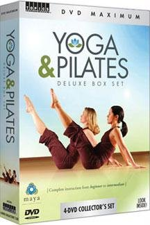 Complete Yoga and Pilates