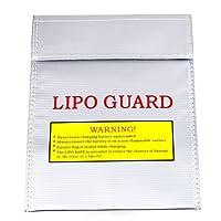 最強防炎 ! LiPo Guard リポバッテリー セーフティーバッグ