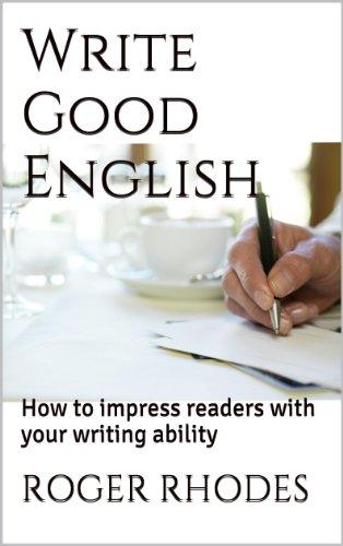 Write Good English