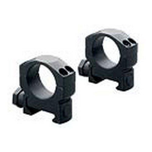 Leupold 60595 Mark 4 1 Inch Medium Matte Rings