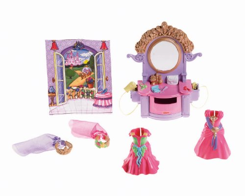 Fisher-Price Loving Family Hidden Room - Dress Up