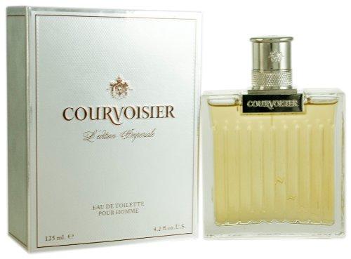 Courvoisier Eau De Toilette Spray for Men 125ml