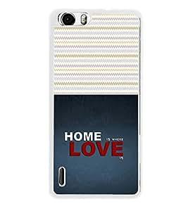 ifasho Designer Phone Back Case Cover Huawei Honor 6 ( Skull Cool Mj Style Dance Look )