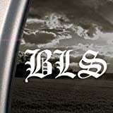 Black Label Society Decal BLS Zakk Metal Band Sticker