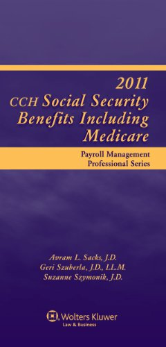 Social Security Benefits (Including Medicare) 2011...