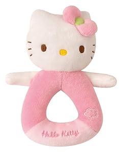 Jemini - 21672 - Ring Rattle - Hello Kitty (Importado de Francia) - BebeHogar.com