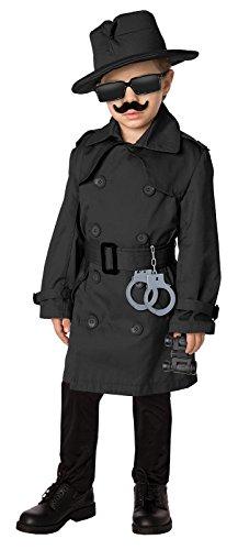 Spy Child Costume Kit - Black