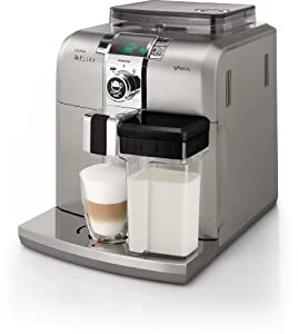 Saeco HD8838 47 Stainless Steel Syntia Cappuccino Machine by Saeco
