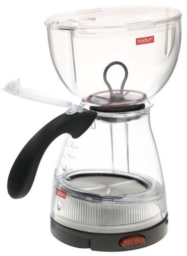 Bodum 3004-10USA Mini Electric Santos, Clear (Santos Electric Coffee Maker compare prices)