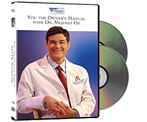 You: The Owner's Manual with Dr. Mehmet Oz (2-DVD Set)