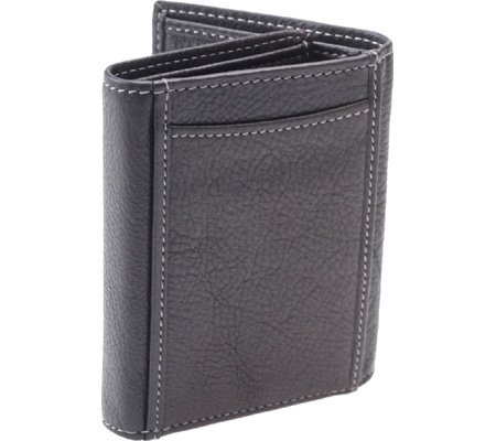 Johnston & Murphy Trifold Wallet - Mahogany Burnished - Buy Johnston & Murphy Trifold Wallet - Mahogany Burnished - Purchase Johnston & Murphy Trifold Wallet - Mahogany Burnished (Johnston & Murphy, Apparel, Departments, Accessories, Wallets, Money & Key Organizers, Billfolds & Wallets)