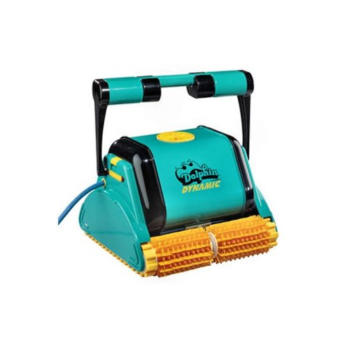 Dolphin R9999331 Dynamic 2002 24V Electric Pool Cleaner 65' Cord With Caddy