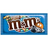 M&M PRETZEL CHOCOLATE CANDIES 32.3g BAG