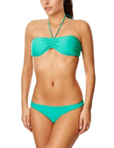 Rip Curl Band Necklace Women's Bikini Sea Green